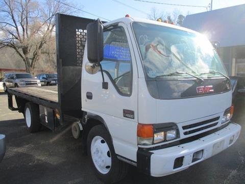 2001 GMC W4500