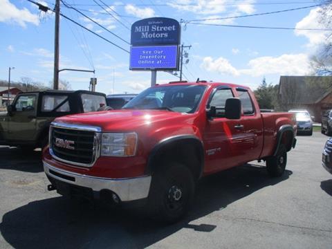2009 GMC Sierra 2500HD for sale in Worcester, MA