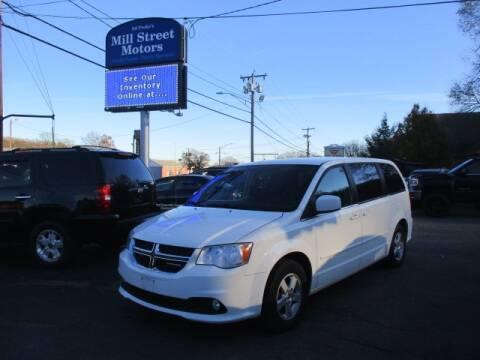 2012 Dodge Grand Caravan for sale in Worcester, MA