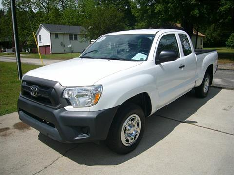 2013 Toyota Tacoma for sale in Greenwood, SC