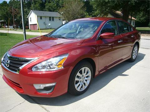 2014 Nissan Altima for sale in Greenwood, SC