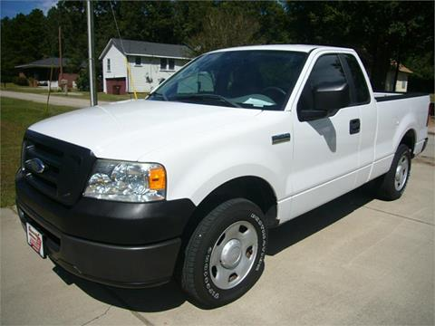 2008 Ford F-150 for sale in Greenwood, SC