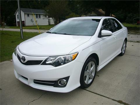2014 Toyota Camry for sale in Greenwood, SC