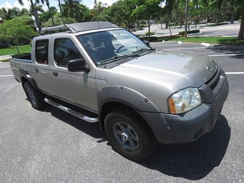 2001 Nissan Frontier for sale in Pompano Beach, FL