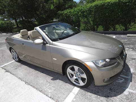 2009 BMW 3 Series for sale in Pompano Beach, FL