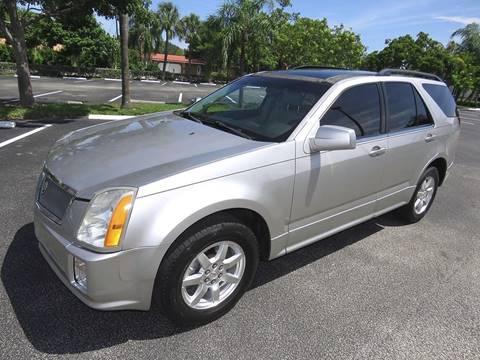 2007 Cadillac SRX for sale in Pompano Beach, FL