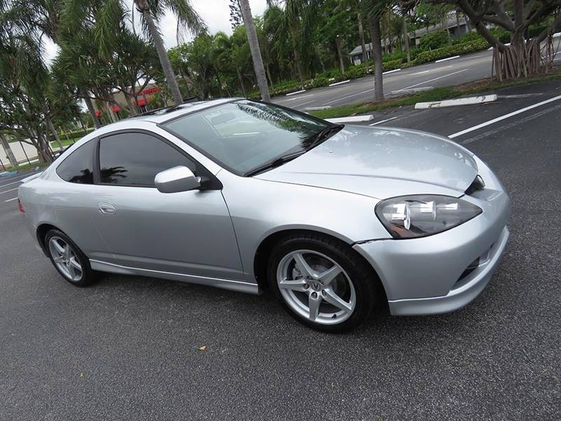 2006 acura rsx type s 2dr hatchback in pompano beach fl for Tropical motors car sales pompano beach fl