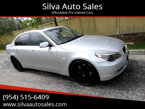 2007 BMW 5 Series For Sale - Carsforsale.com®