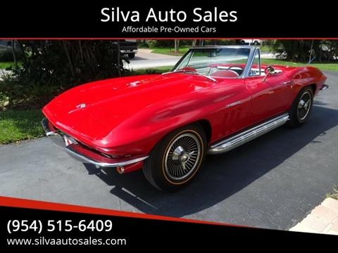 1965 Chevrolet Corvette for sale in Pompano Beach, FL