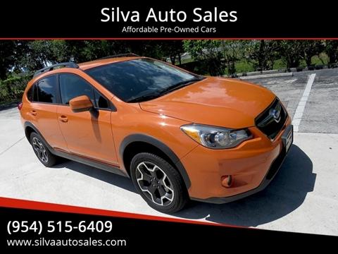 2014 Subaru XV Crosstrek for sale in Pompano Beach, FL