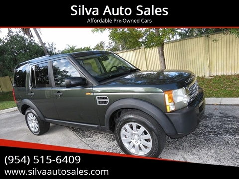 2005 Land Rover LR3 for sale in Pompano Beach, FL
