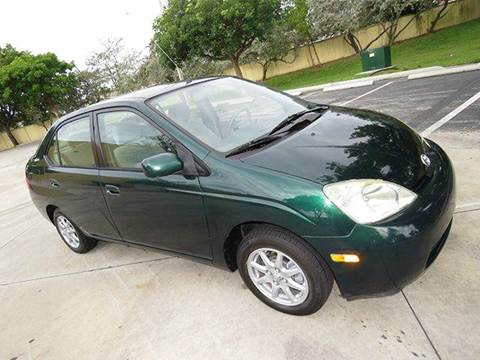 2001 Toyota Prius for sale at Silva Auto Sales in Pompano Beach FL