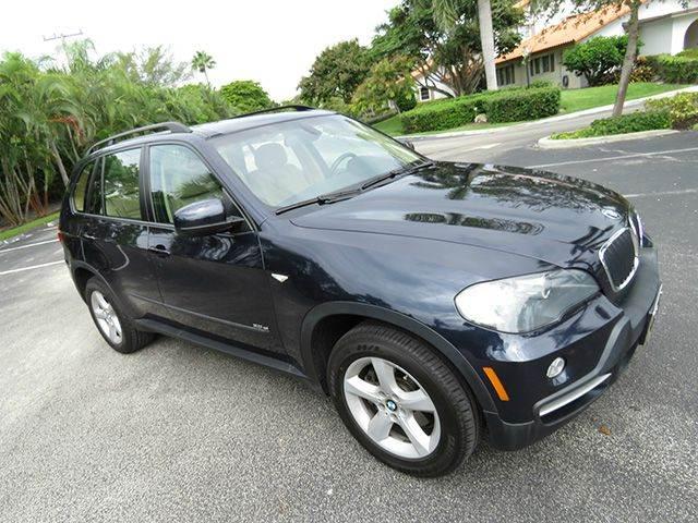 2008 BMW X5 for sale at Silva Auto Sales in Pompano Beach FL