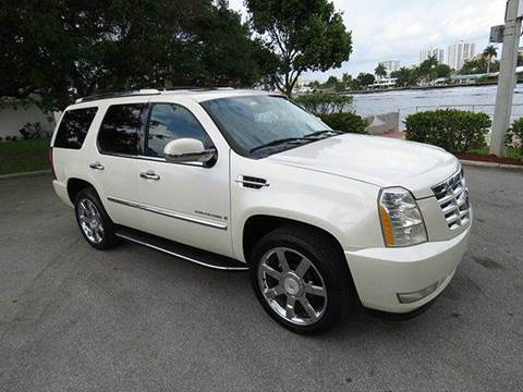 2007 Cadillac Escalade for sale at Silva Auto Sales in Pompano Beach FL