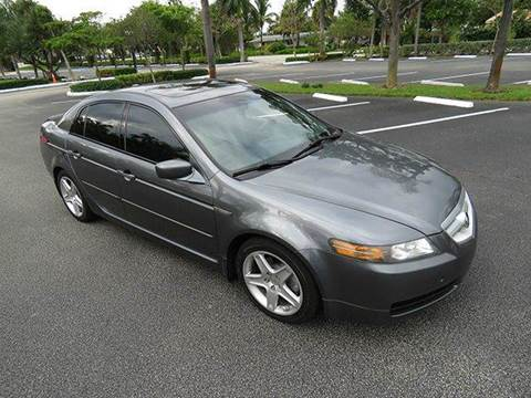 2006 Acura TL for sale at Silva Auto Sales in Pompano Beach FL