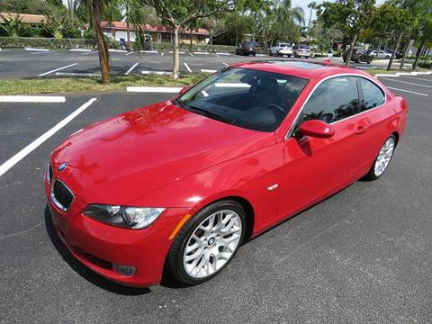 2007 BMW 3 Series for sale at Silva Auto Sales in Pompano Beach FL