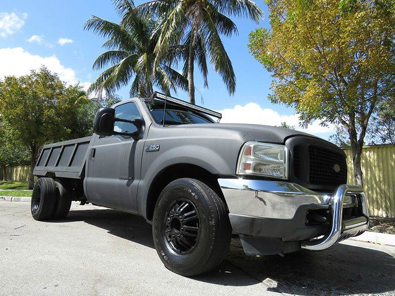 2000 Ford F-250 Super Duty for sale at Silva Auto Sales in Pompano Beach FL