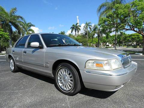 2006 Mercury Grand Marquis for sale at Silva Auto Sales in Pompano Beach FL