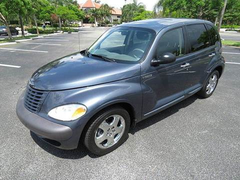 2002 Chrysler PT Cruiser for sale at Silva Auto Sales in Pompano Beach FL