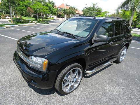 2006 Chevrolet TrailBlazer for sale at Silva Auto Sales in Pompano Beach FL