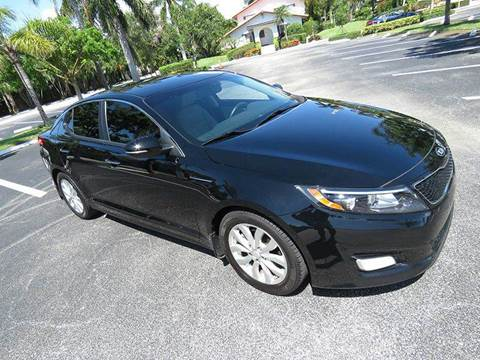 2014 Kia Optima for sale at Silva Auto Sales in Pompano Beach FL