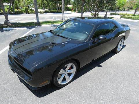 2008 Dodge Challenger for sale at Silva Auto Sales in Pompano Beach FL