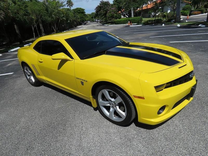 2010 Chevrolet Camaro for sale at Silva Auto Sales in Pompano Beach FL