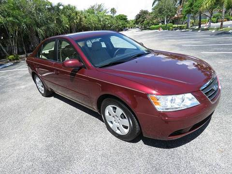 2009 Hyundai Sonata for sale at Silva Auto Sales in Pompano Beach FL