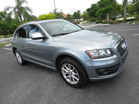 2011 Audi Q5 for sale at Silva Auto Sales in Pompano Beach FL