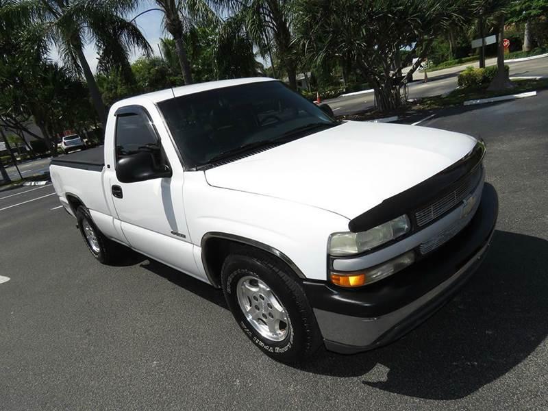 2000 Chevrolet Silverado 1500 for sale at Silva Auto Sales in Pompano Beach FL
