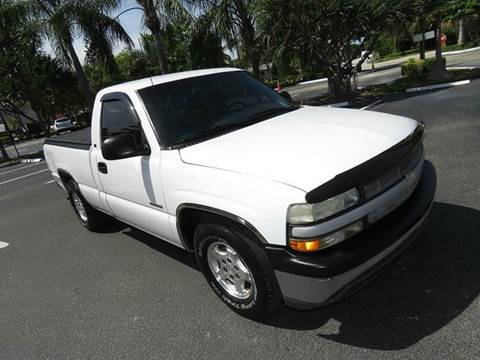 2000 Chevrolet Silverado 1500 for sale at Silva Auto Sales in Pompano Beach FL
