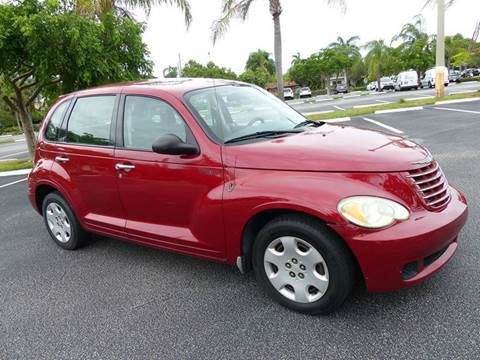 2006 Chrysler PT Cruiser for sale at Silva Auto Sales in Pompano Beach FL