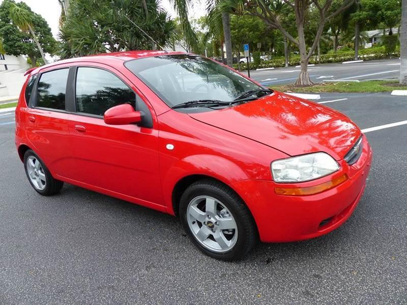 2006 Chevrolet Aveo for sale at Silva Auto Sales in Pompano Beach FL