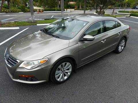 2010 Volkswagen CC for sale at Silva Auto Sales in Pompano Beach FL