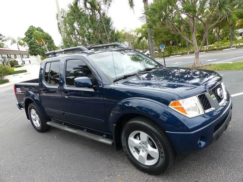 2006 Nissan Frontier for sale at Silva Auto Sales in Pompano Beach FL