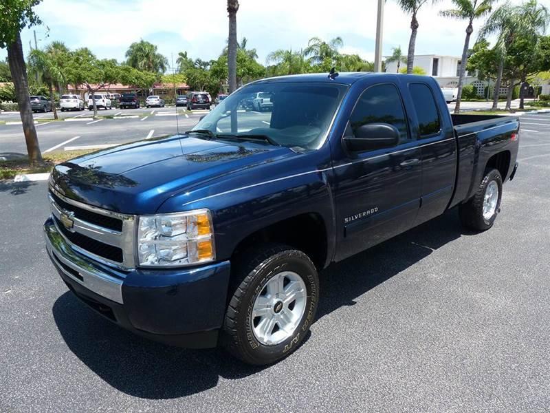 2010 Chevrolet Silverado 1500 for sale at Silva Auto Sales in Pompano Beach FL