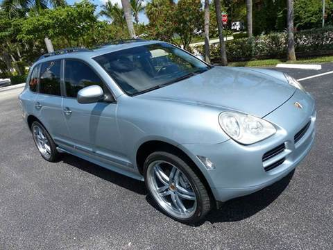 2006 Porsche Cayenne for sale at Silva Auto Sales in Pompano Beach FL