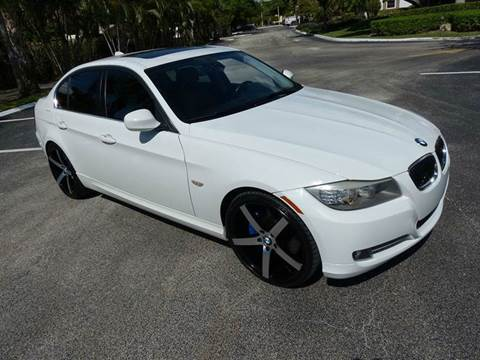 2011 BMW 3 Series for sale at Silva Auto Sales in Pompano Beach FL