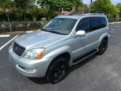 2008 Lexus GX 470 for sale at Silva Auto Sales in Pompano Beach FL