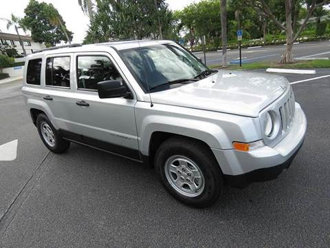 2011 Jeep Patriot for sale at Silva Auto Sales in Pompano Beach FL