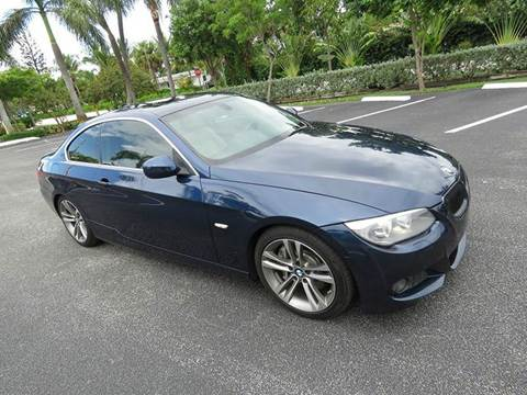 2012 BMW 3 Series for sale at Silva Auto Sales in Pompano Beach FL