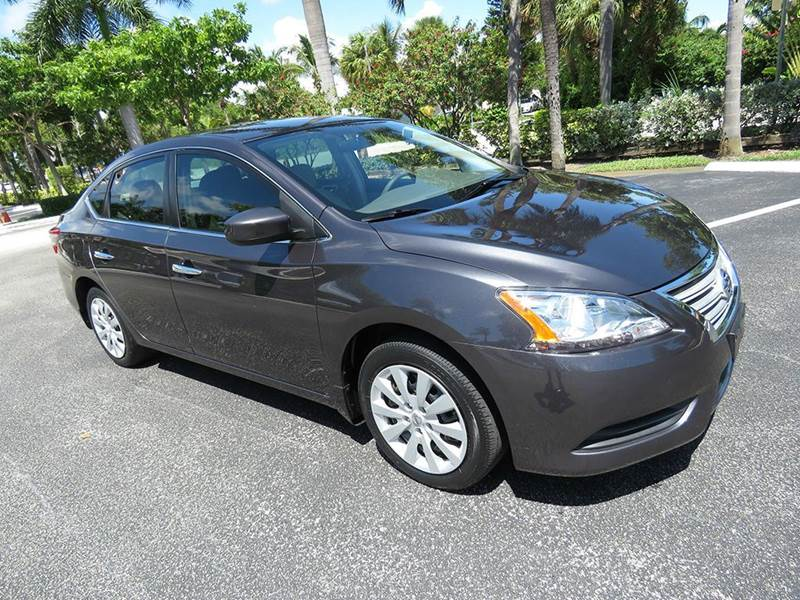 2013 Nissan Sentra for sale at Silva Auto Sales in Pompano Beach FL