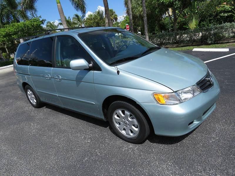 2003 Honda Odyssey for sale at Silva Auto Sales in Pompano Beach FL
