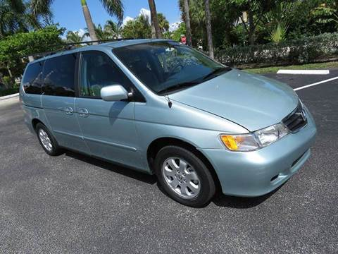 2003 Honda Odyssey for sale at Silva Auto Sales in Pompano Beach FL