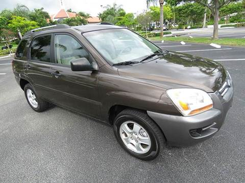 2005 Kia Sportage for sale at Silva Auto Sales in Pompano Beach FL