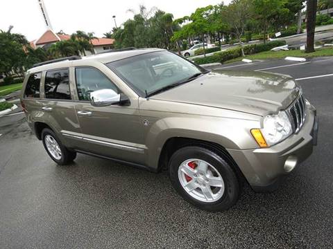 2006 Jeep Grand Cherokee for sale at Silva Auto Sales in Pompano Beach FL