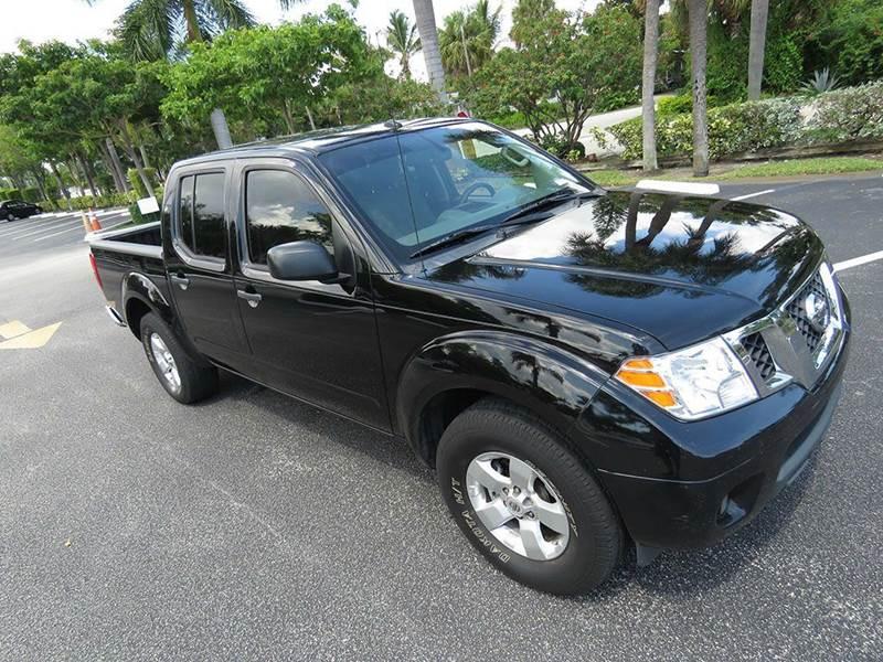 2013 Nissan Frontier for sale at Silva Auto Sales in Pompano Beach FL
