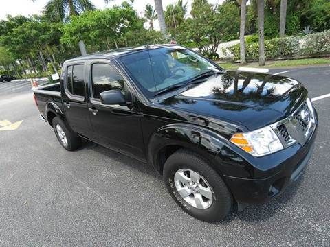 2013 Nissan Frontier for sale at Silva Auto Sales in Pompano Beach FL