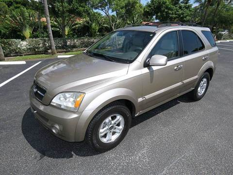 2005 Kia Sorento for sale at Silva Auto Sales in Pompano Beach FL