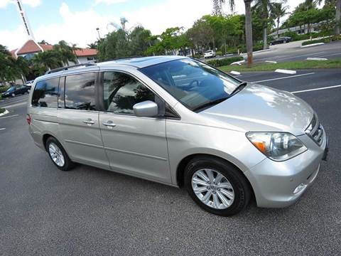 2006 Honda Odyssey for sale at Silva Auto Sales in Pompano Beach FL